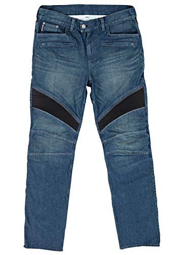 Joe Rocket Men's Accelerator Jean (Blue, Size 32) (Kevlar Reinforced Short)