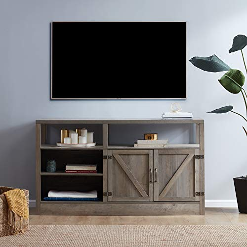 BELLEZE Preston 57 Inch TV Stand for TV's Up to 65