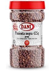 Dani - Pimienta negra grano 430 gr.