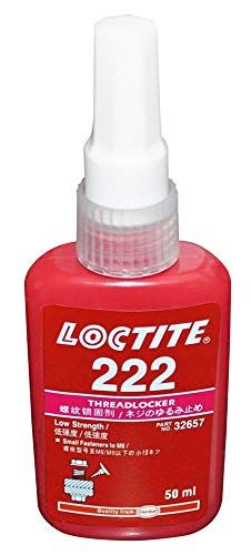 Henkel Loctite 222 50ml Threadlocker Super Screw Lock Glue