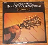 NEW YORK JAZZ GUITAR ENSEMBLE 4 on 6x5 CHOICE 6831 (LP vinyl record)