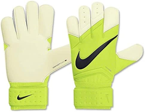 Nike Men's Goalkeeper New item Genuine Vapor Grip Volt Gloves Black 3
