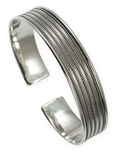 Fly Style Armreif aus 925 Sterling Silber für Damen und Herren - Wikinger Schmuck, Modelle:Odin