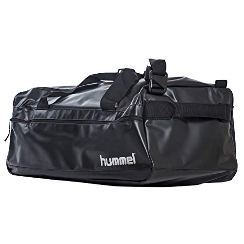 hummel TECH Move Sporttasche, Black, 60 x 27 x 34 cm