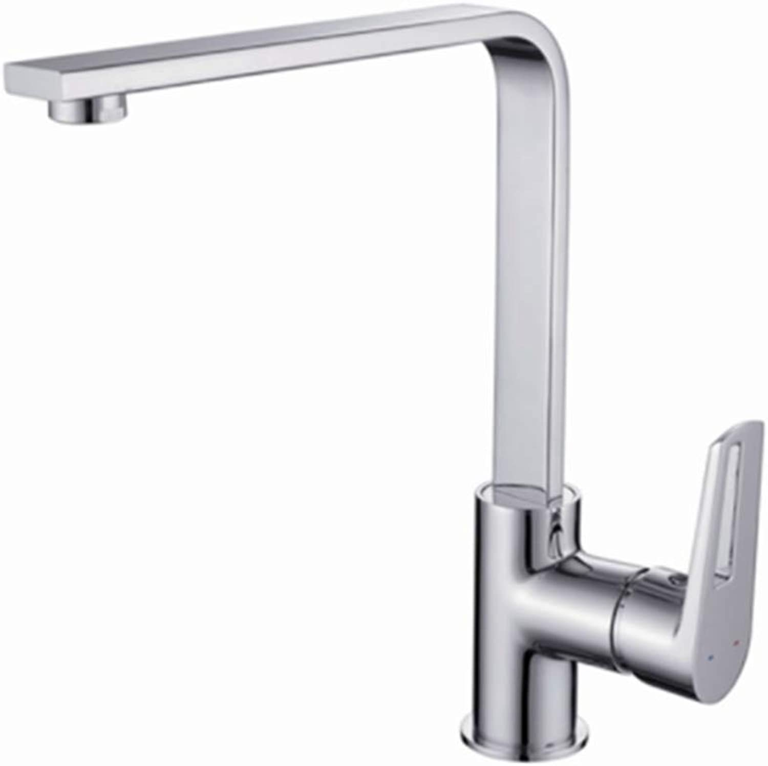 Taps Kitchen Basin Bathroom Washroombathroom Movable Kitchen Sink Faucet for Kitchen Sink Tap Contemporary Single Hole Single Handle Deck Mounted