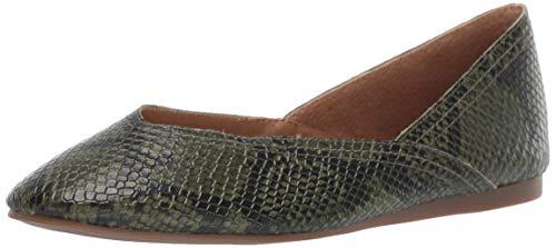 Lucky Women's LK-ALBA Shoe, Rifle Green, 5.5 M US