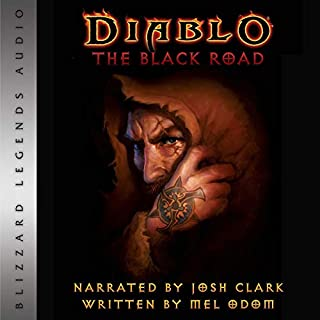 Diablo: The Black Road - Book Two cover art