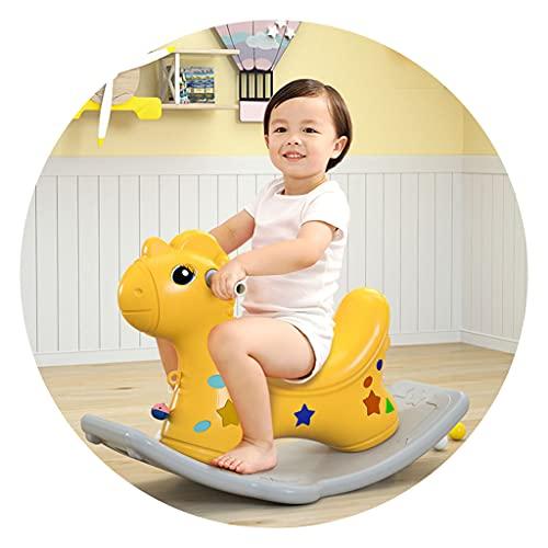 리든이 될 수 있는 흔들마 아기 작은 목마 요요 어린이 장난감