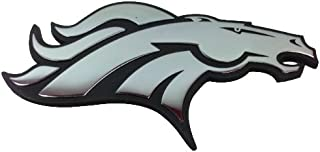 Denver Broncos METAL Auto Emblem
