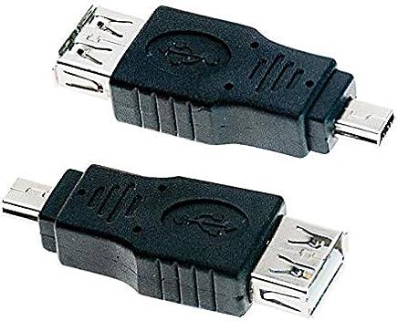 Life Adattatore USB Presa Tipo A - Spina Mini Tipo B (5pin) - Trova i prezzi più bassi