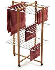 Arredamenti Italia, 695 Karisma, wasrek, hout, bruin, 80 x 68 x 133 cm