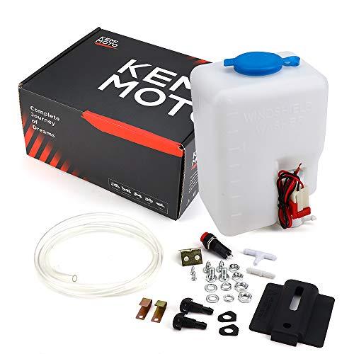 Windshield Washer Fluid Reservoir Tank Bottle Pumps GM OEM NOS
