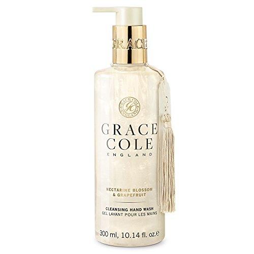 Savon Liquide 300ml par Grace Cole - Nectarine Blossom & Pamplemousse