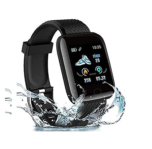 Mabron D116 Intelligence Bluetooth Monitor/Smart Bracelet/Health Bracelet/Smart Watch for Men/Activity Tracker/Bracelet Watch for Men/Smart Fitness Band/BP Monitor