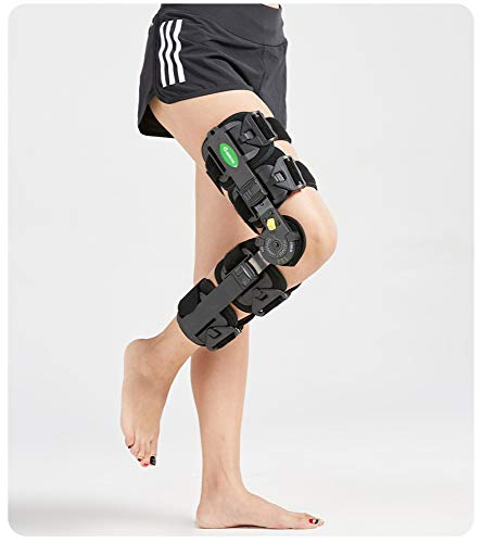 YUNC el Soporte de Abrazadera Articulación de la Rodilla Del Ligamento de la Rodilla Médica Anclaje Ajustable Llave de Rodilla una Gama Completa de Articulación de la Rodilla/A