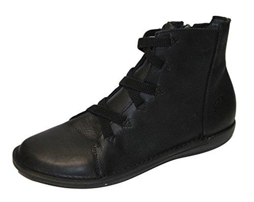 LOINTS OF HOLLAND , Damen Stiefel , Schwarz - schwarz - Größe: 36