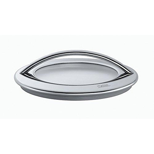 Silit Glasdeckel Vision Ø 20cm Metallgriff spülmaschinengeeignet