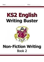 KS2 English Writing Buster - Non-Fiction Writing: Book 2 by CGP Books(2003-05-01)