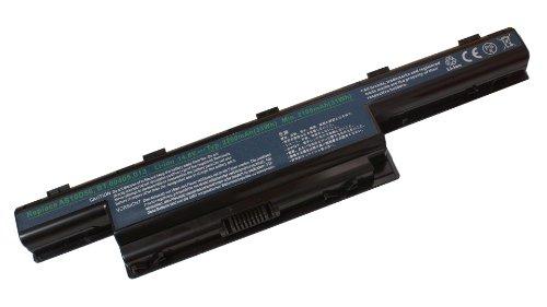 Laptop Batterie pour ACER Aspire 5552, Aspire 5552G, Aspire 5733, Aspire 5733Z, Aspire 5736Z, TravelMate 5735, TravelMate 5735G, TravelMate 5735Z 14,80V 2200mAh