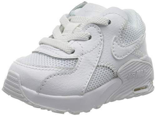 Nike Unisex-Kinder Air Max Excee Td Gymnastikschuh, Weiß, 32 EU