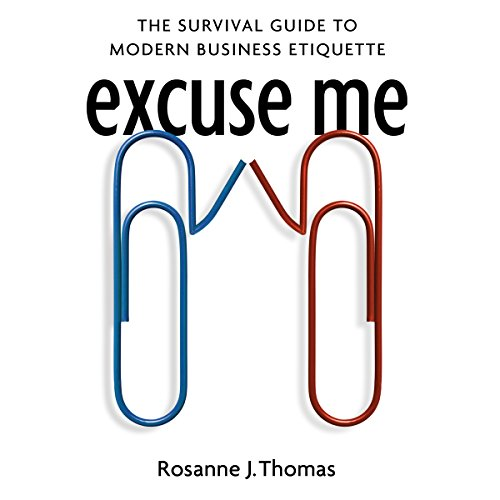 Excuse Me audiobook cover art