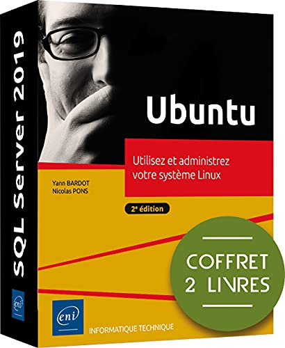 Ubuntu - Coffret de 2 livres