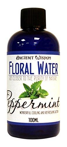 Ancient Wisdom 100 ml Peppermint Flower Water