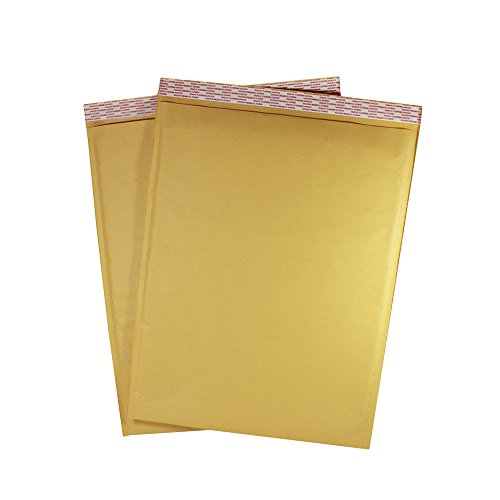 Kraft Bubble Mailers Padded Envelopes 14.5x19 inches I Padded Mailers & Shipping Envelopes I Shipping envelopes Padded mailers I Large Padded envelopes with Bubble wrap Envelope I 10 Pack Mailers