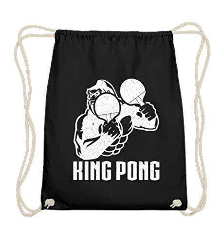 Chorchester King Pong - Tischtennis und Ping Pong - Baumwoll Gymsac