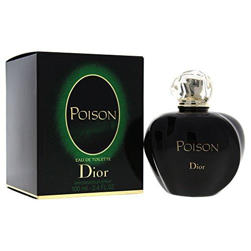 La Mejor Lista de Christian Dior Poison Top 5. 6