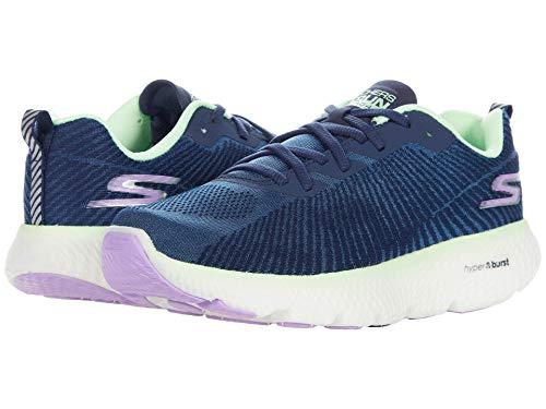 Skechers Max Road 4 - Zapatillas de correr para mujer, azul (Azul marino/multicolor), 38 EU