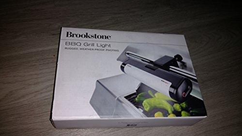 Brookstone BBQ Grill Light