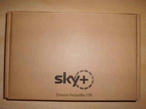 Sky 2TB Externe Fesplatte - PACE PLC EHD200SD 2000GB für Humax & Pace HD