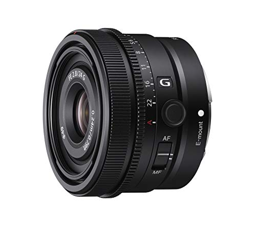 Sony FE 24mm F2.8 G Full-Frame Ultra-Compact G Lens