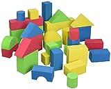 Edushape Colour Blocks Edu Kids' Toys, 30 Pieces