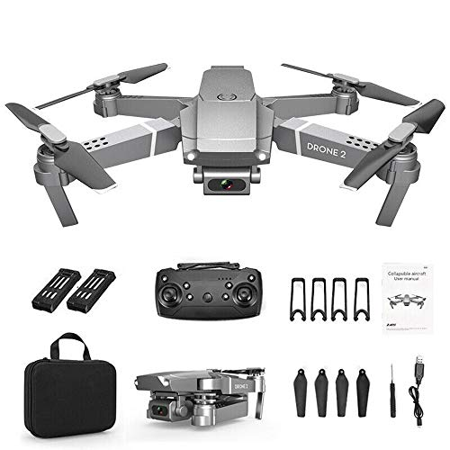 2020 New Drone x pro 2.4G Selfie WiFi FPV with 720P HD Camera Foldable RC Quadcopter RTF (B)