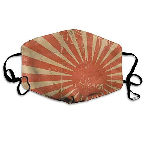Mondmasker, stofdicht, vlag van de zon, geboorte, herbruikbaar, met verstelbare oren, mondbescherming