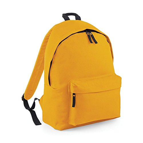 Bagbase Original Fashion Backpack BG125 (Mustard)