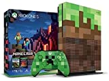Console Xbox One S 1tb Minecraft Edition