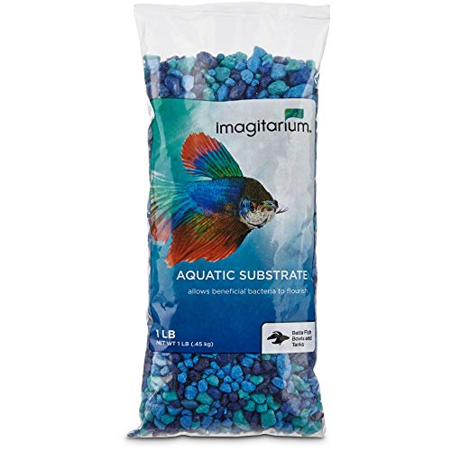 Petco Brand - Imagitarium Blue Jean Aquarium Gravel, 1 lb.