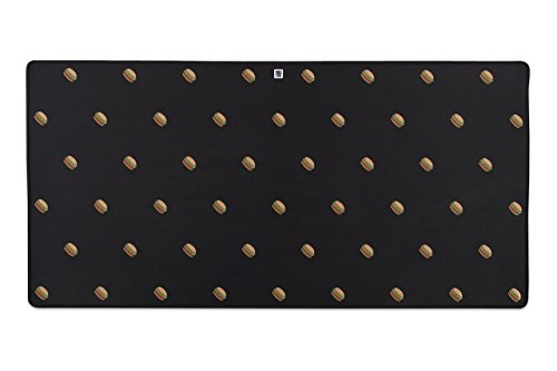 【 国内正規品 】マウスパッド Mionix Desk Pad Black MNX-04-27001-G XXLサイズ 特大 デスクパッド ブラック