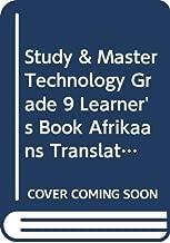 Study & Master Technology Grade 9 Learner's Book Afrikaans Translation