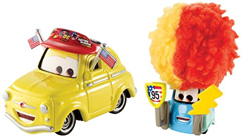 Disney Pixar CARS 2 Movie 1:55 Die Cast Car *Ultimate Super Chase*