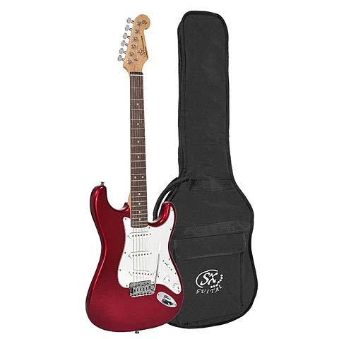 SX Guitars SX ED1-CAR · Guitarra eléctrica