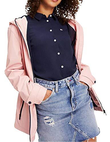 Tommy Hilfiger Jacke für Mädchen, Pink Small