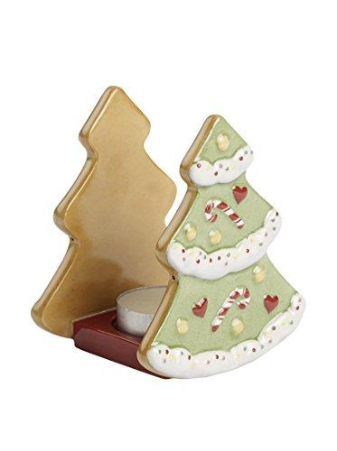 Villeroy Boch & Tree décoration pour pâtisserie d'hiver Support pour Bougie Chauffe-Plat