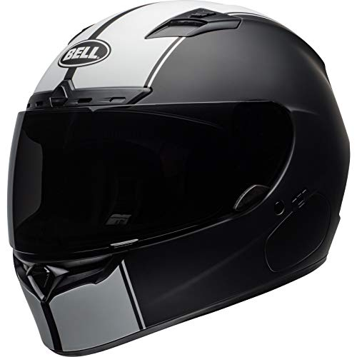 BELL Helmet qualifier dlx mips rally black matt/white s