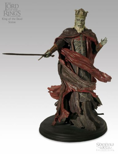Sideshow Lord of the Rings: King of the Dead Statue by Collectibles!