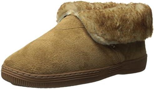 Lamo Men s Bootie Shoe Suede Chestnut 9 M US product image