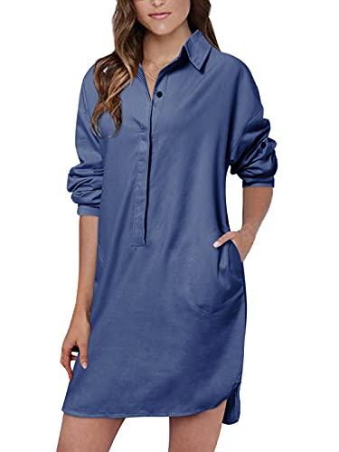 zalando sukienka niebieska
